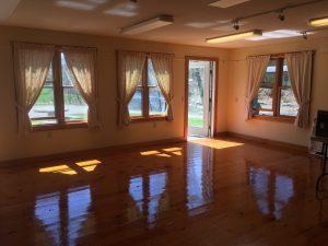 Georgi Community Room rental