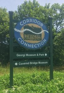 Corridor Signage