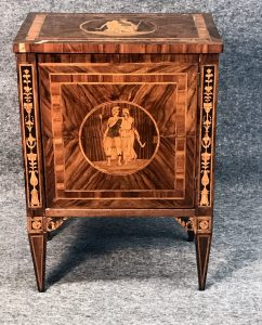 Auction Marquetry